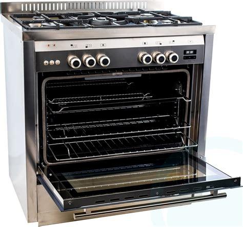 Oven Freestanding freestanding glem gas oven stove ml96mvi3 appliances
