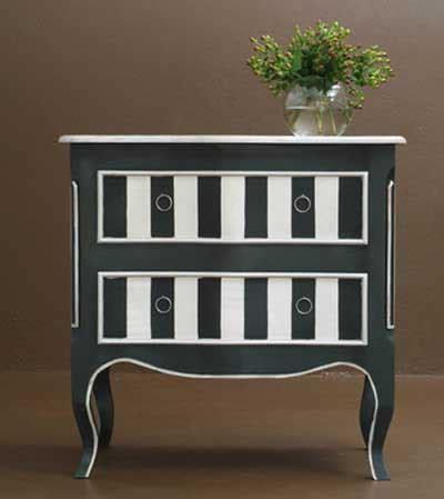 fotos  ideas  decorar  mueble blanco