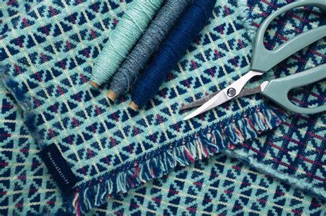 shields weave textile designer homegirl