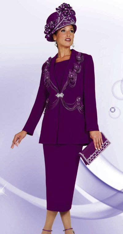 womens designer church suits benmarc pc suit  french