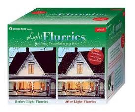 light flurries light flurries led weatherproof falling snowflakes light