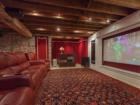 track lighting  rafters  basement basement