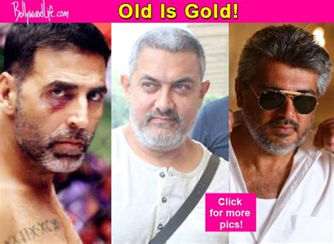 akshay kumar in white highlited hair style pic aamir khan akshay kumar ajith a look at indian