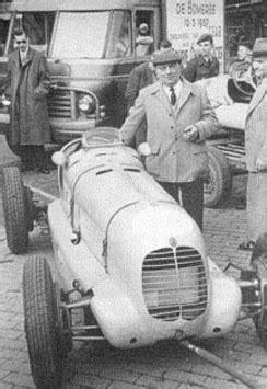 Maserati 6 CM - Barchetta Sports Cars