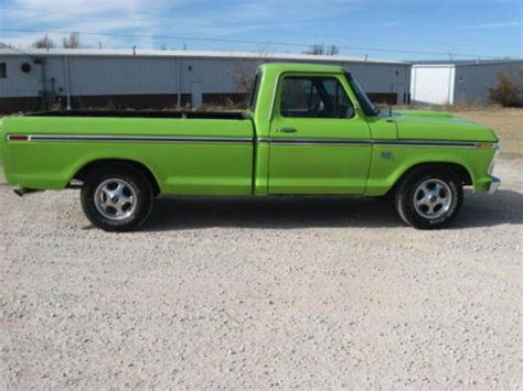 1975 ford f100 ranger find used 1975 ford f100 ranger xlt strong 360 longblock