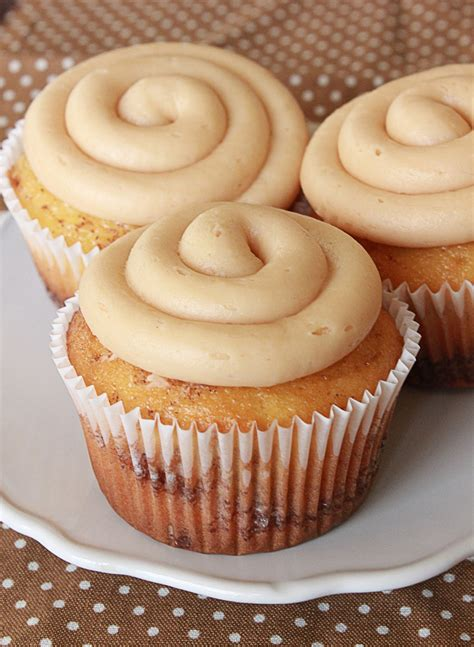 Cupcake Cinnamon mbc cinnamon roll cupcakes
