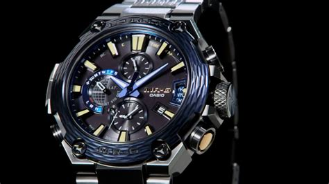 casio mrg g shock mrg g2000ht 1a baselworld 2017 limited edition g