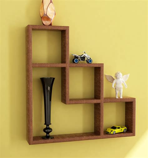 a simple kind of life decorating shelves wall rack