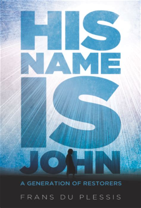 his name is josiah books new book his name is by frans du plessis egenco