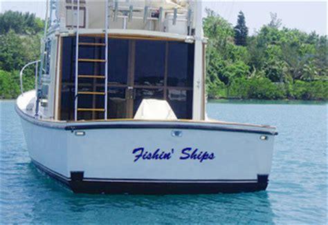 charter boat names 101 unique boat names charter fishing destin