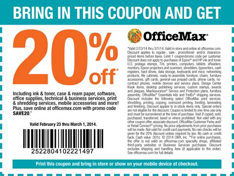 printable office depot coupons november 2015 office depot coupon 10 off 50 printable coupon code for