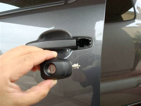Remove Exterior Door Handle Toyota Tacoma Door Handle Autos Post