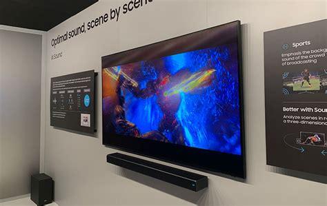 samsungs   tvs    quantum processor ai powered sound  alexa  google