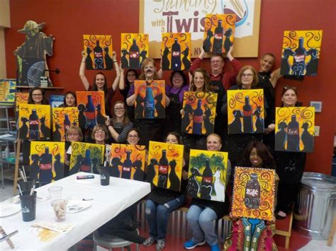 paint with a twist dewitt painting with a purpose wanderers rest humane association