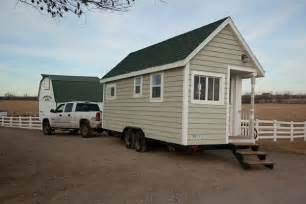 Small Home On A Trailer Johnny Spire S Luxurious Tiny House On Wheels