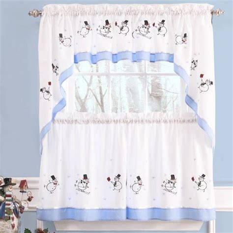51 best christmas curtains images on pinterest candies