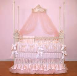 Luxury Baby Crib Bedding Custom For Pugred11 Soft Pink Luxury Posh Baby Nursery 4