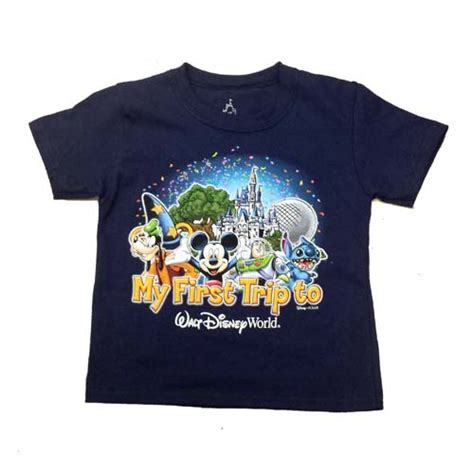T Shirt My Trip your wdw store disney toddler trip blue