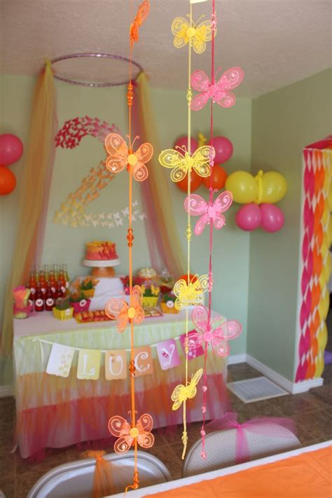 simple net for party decoration butterfly themed birthday decorations events to celebrate