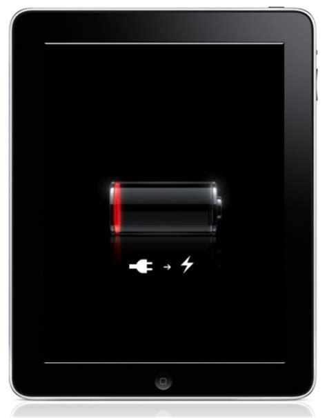 apple  replace  ipad  dead battery