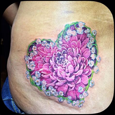 flower tattoo generator heart shape tattoo generator pictures to pin on pinterest
