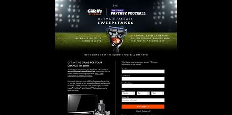 Yahoo Sweepstakes - the ultimate fantasy sweepstakes win the ultimate football man cave