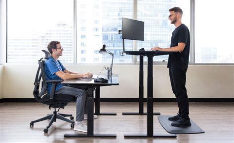 autonomous ai smart desk autonomous smartdesk 3 ai standing desk 187 gadget flow