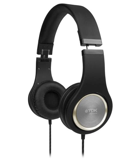 Headphone Tdk tdk st 700 high fidelity headphones black discontinued by manufacturer electronics