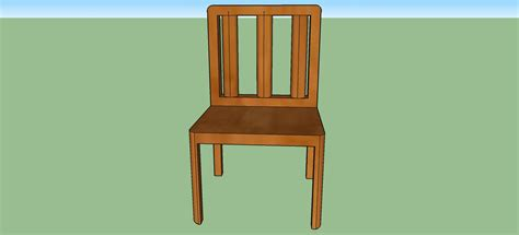 chair tutorial google sketchup sketchup components 3d warehouse chair