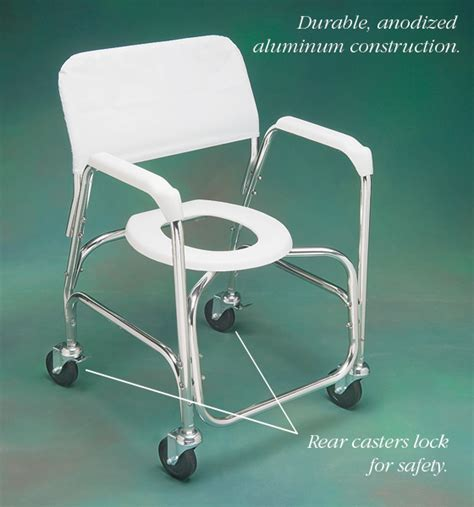 rolling shower transport chair norco rolling shower transport chair coast