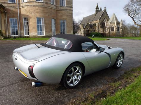 Tvr Convertible Used 2006 Tvr Tuscan Convertible For Sale In