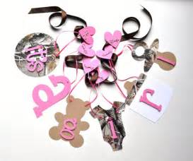 pink camo decorations realtree camo baby shower decorations pink and brown it s