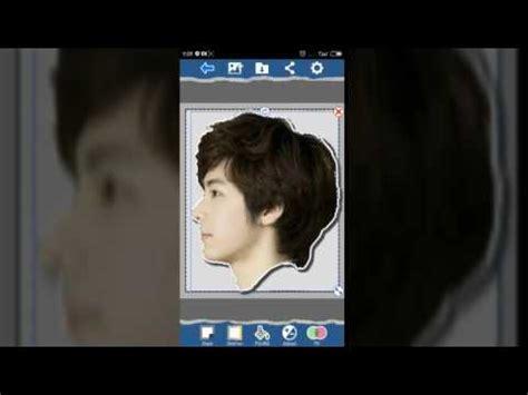 tutorial gambar siluet cara tutorial membuat gambar siluet di android youtube