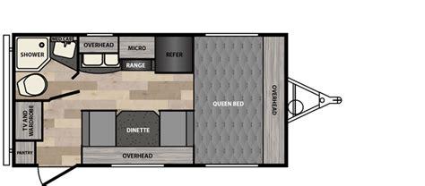 winnebago travel trailers floor plans micro minnie floorplans winnebago rvs