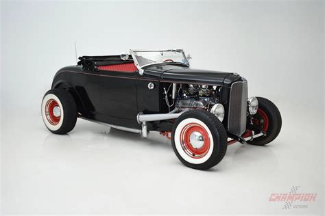 ford deuce hot rod champion motors international  luxury classic vehicle dealership