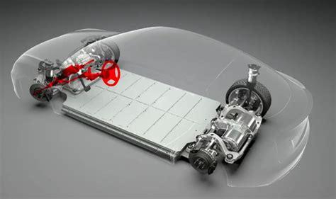 Tesla Motors P85d Official Tesla Motors Model S P85d Reveal And