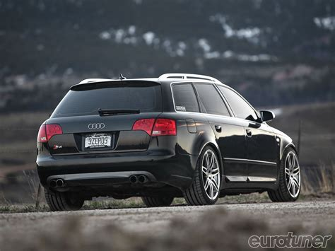 Audi S4 B7 Avant by 2007 Audi S4 Avant Eurotuner Magazine
