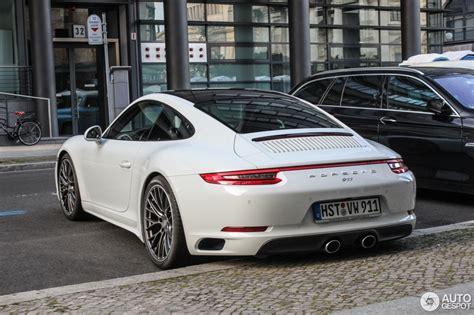 Porsche 991 Carrera 4s by Porsche 991 Carrera 4s Mkii 15 October 2016 Autogespot