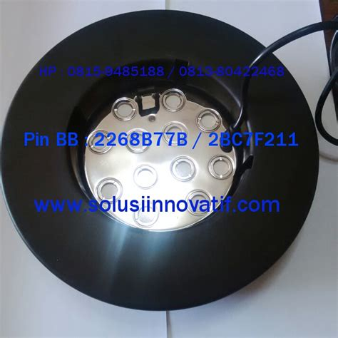 Mist Maker 12 Mata Powerup Mesin Kabut solusiinnovatif perlengkapan rbw