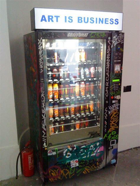 graffiti vending machine graffiti supplies graffiti