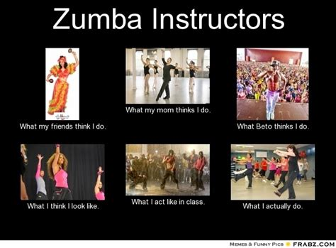 Zumba Memes - the z beat december 2014