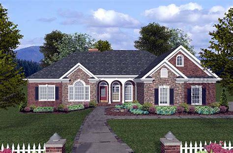 Brick Ranch House Plans Free Home Plans Brick Ranch House Plans
