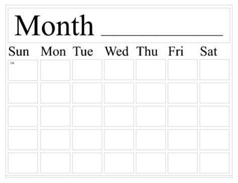 8 5 x 11 calendars printable calendar template 2016 free calendar templates pageprodigy