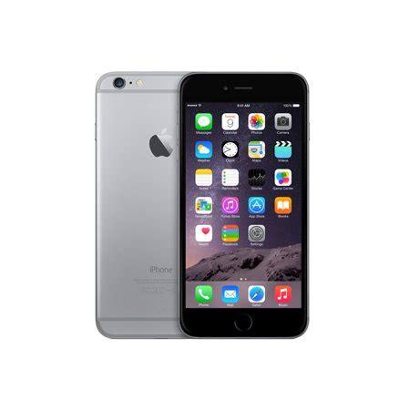 apple iphone 6 16gb gray at t walmart