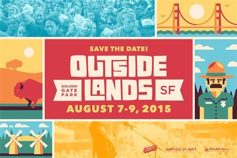 printable outside lands schedule festival news outside lands announces 2015 dates noise