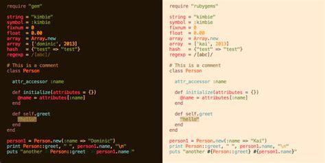 notepad themes atom github idleberg kimbie notepad plus plus color scheme