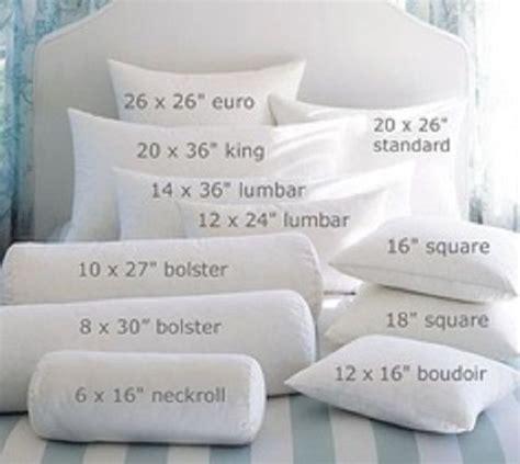 size of standard pillow choosing the standard pillow form sizes standard pillow
