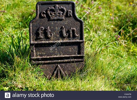 bench marker ordnance survey quot g r quot bench mark height marker on reigate