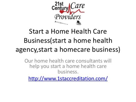 home care agency business plan home health care businesses how to start a home health