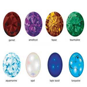 types of jewels pictures to pin on pinsdaddy